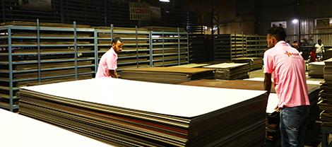 High Pressure Laminates Manufacturers