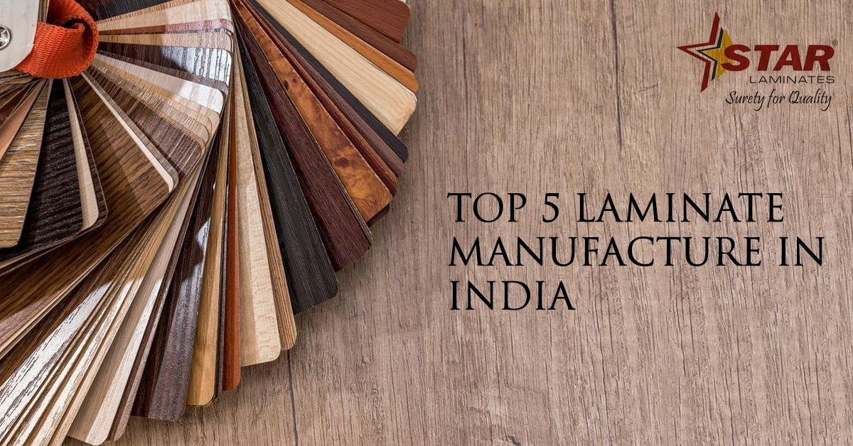 Top 5 Laminate Manufacturer in India